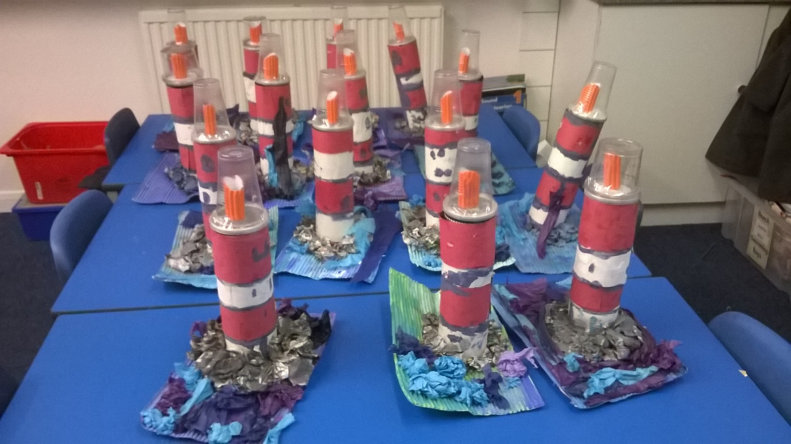 Lighthouses Art Project
