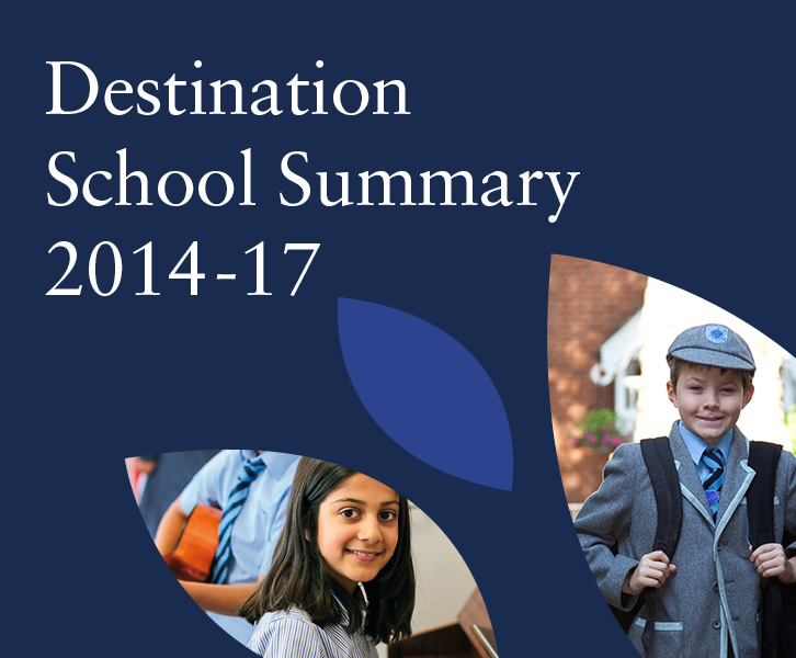 Destination School Summary