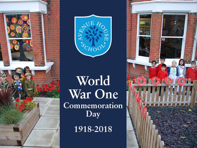 WW1 Commemoration Day